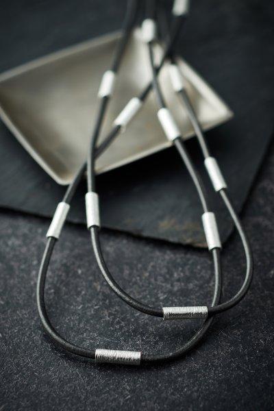 Belle Love Multi-strand Tube Necklace