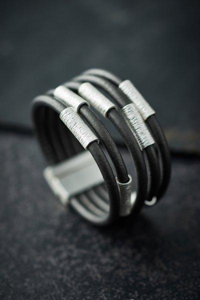 Belle Love Multi-Strand Tube Bracelet