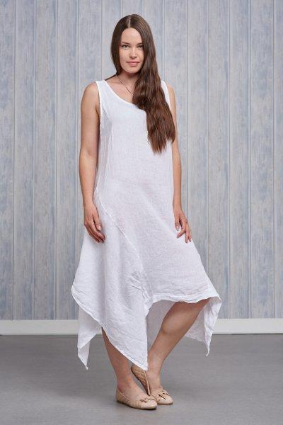 Belle Love Italy Summer Time Linen Dress