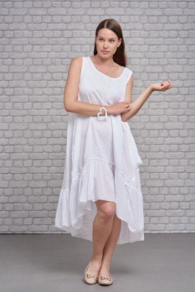 Belle Love Italy Summer Linen Dress