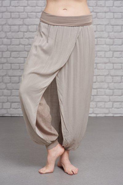 Belle Love Italy Luxury Harem Trouser