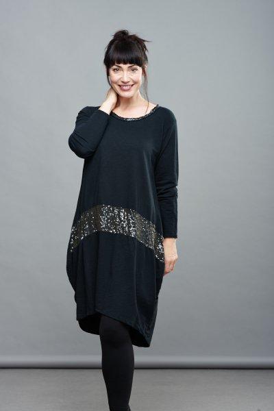 Belle Love Italy Sequin Dress