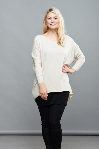 Belle Love Italy Cashmere Mix Jumper