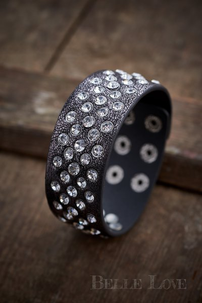 Belle Love Italy Studded Bracelet
