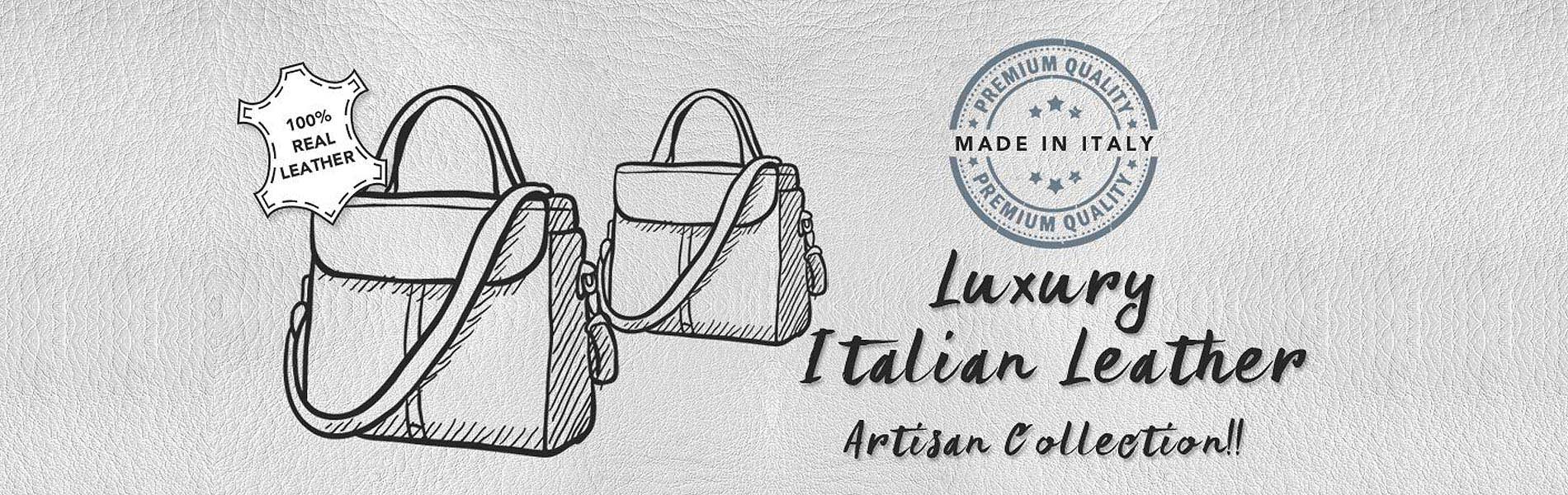 Luxury Italian Leather
