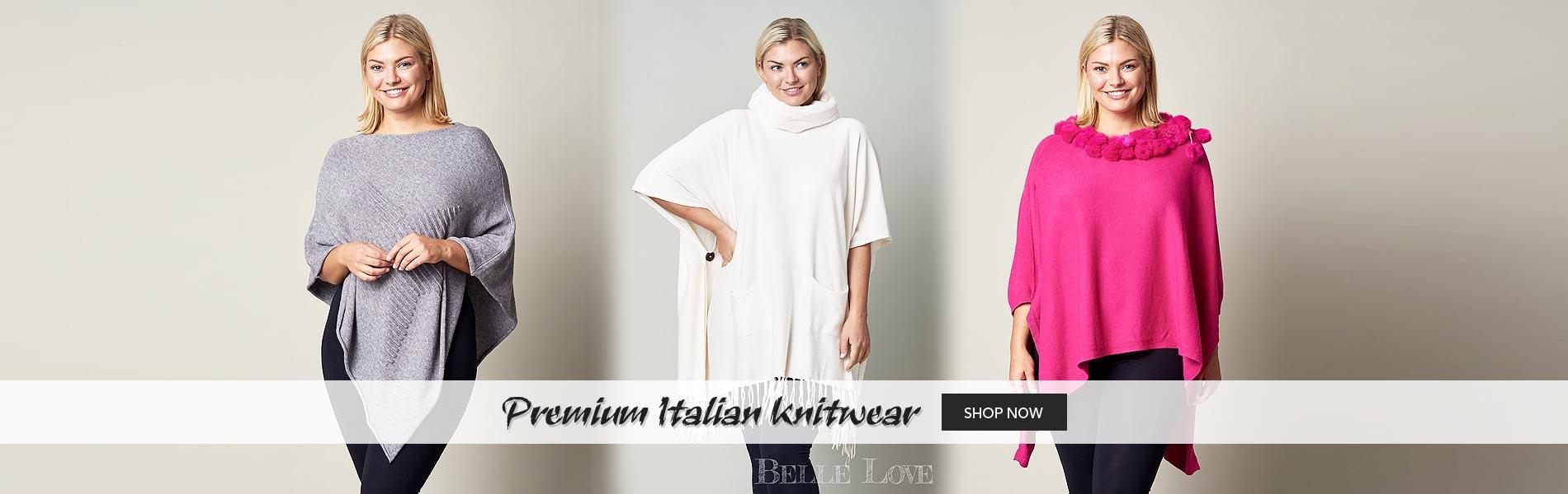 Premium Italian Knitwear