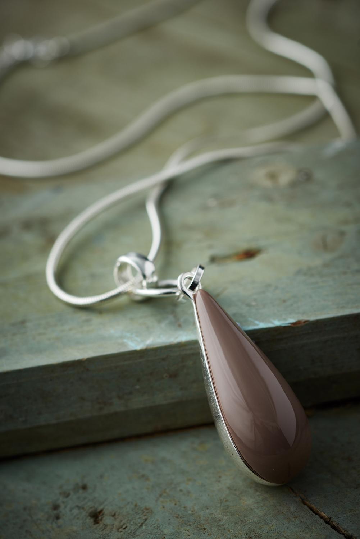 Belle Love Drop Necklace