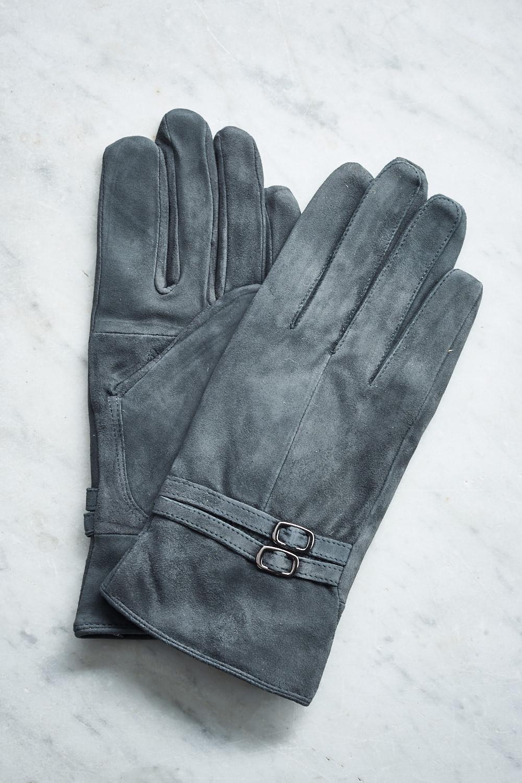 Belle Love Italy Luxury Suede Gloves