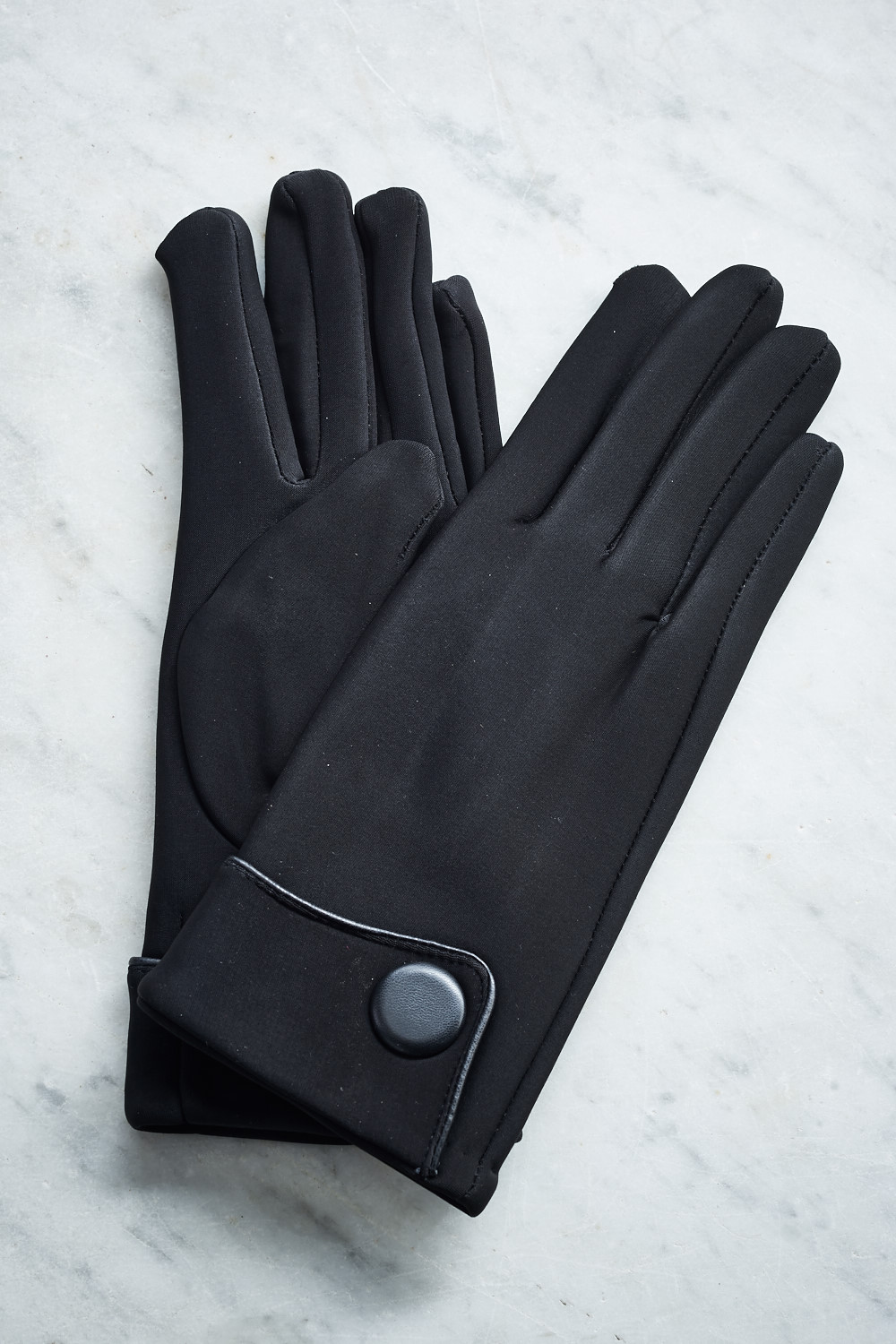 Belle Love Italy Button Gloves