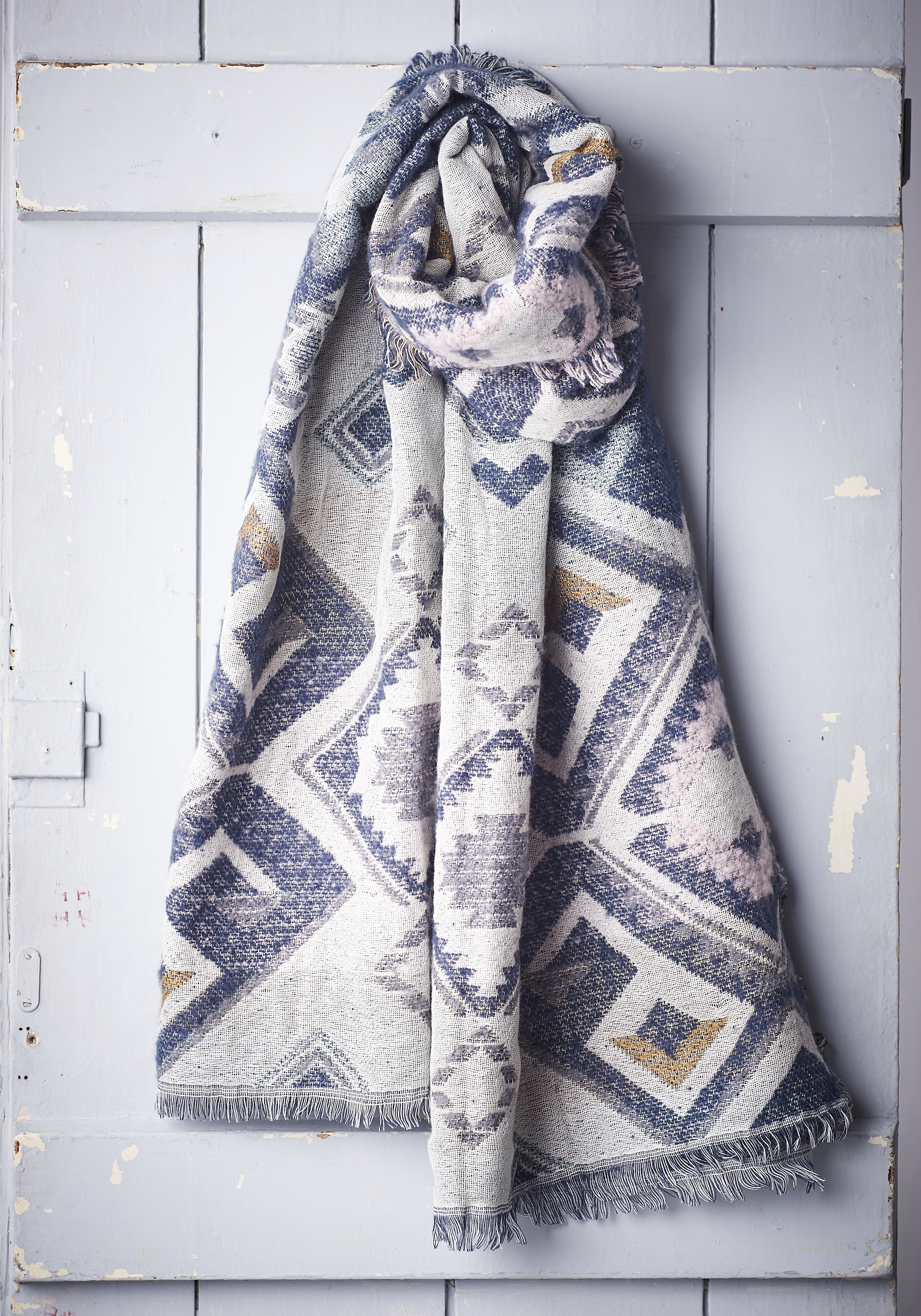 Belle Love Italy Aztec Scarf