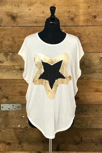 Belle Love Italy Star Top