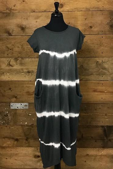 Belle Love Italy Tie-Dye Dress