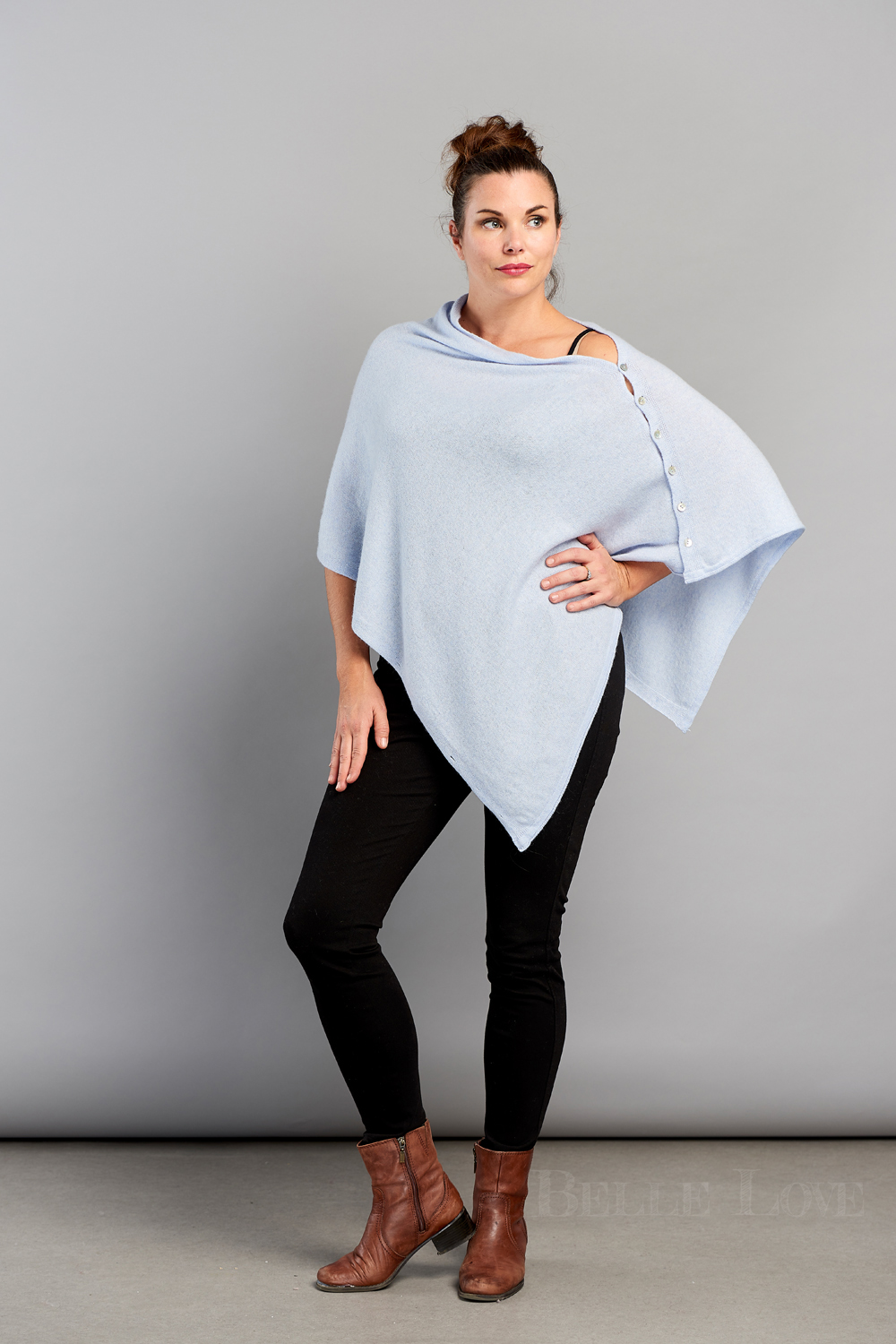Belle Love Italy 7 Way Poncho