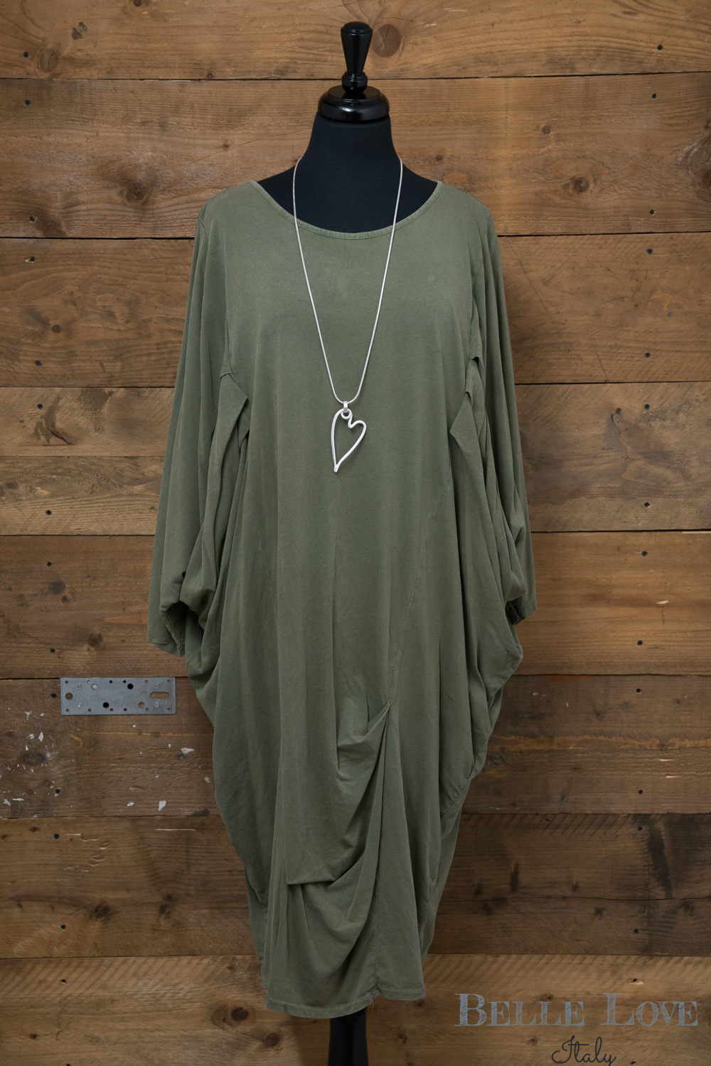 Belle Love Italy Batwing Dress