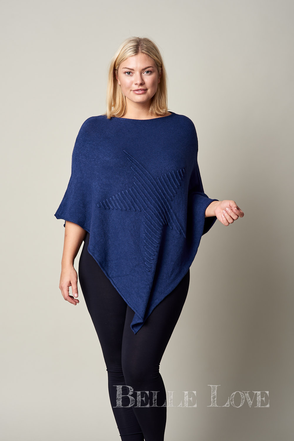 Belle Love Italy Sidmouth Poncho