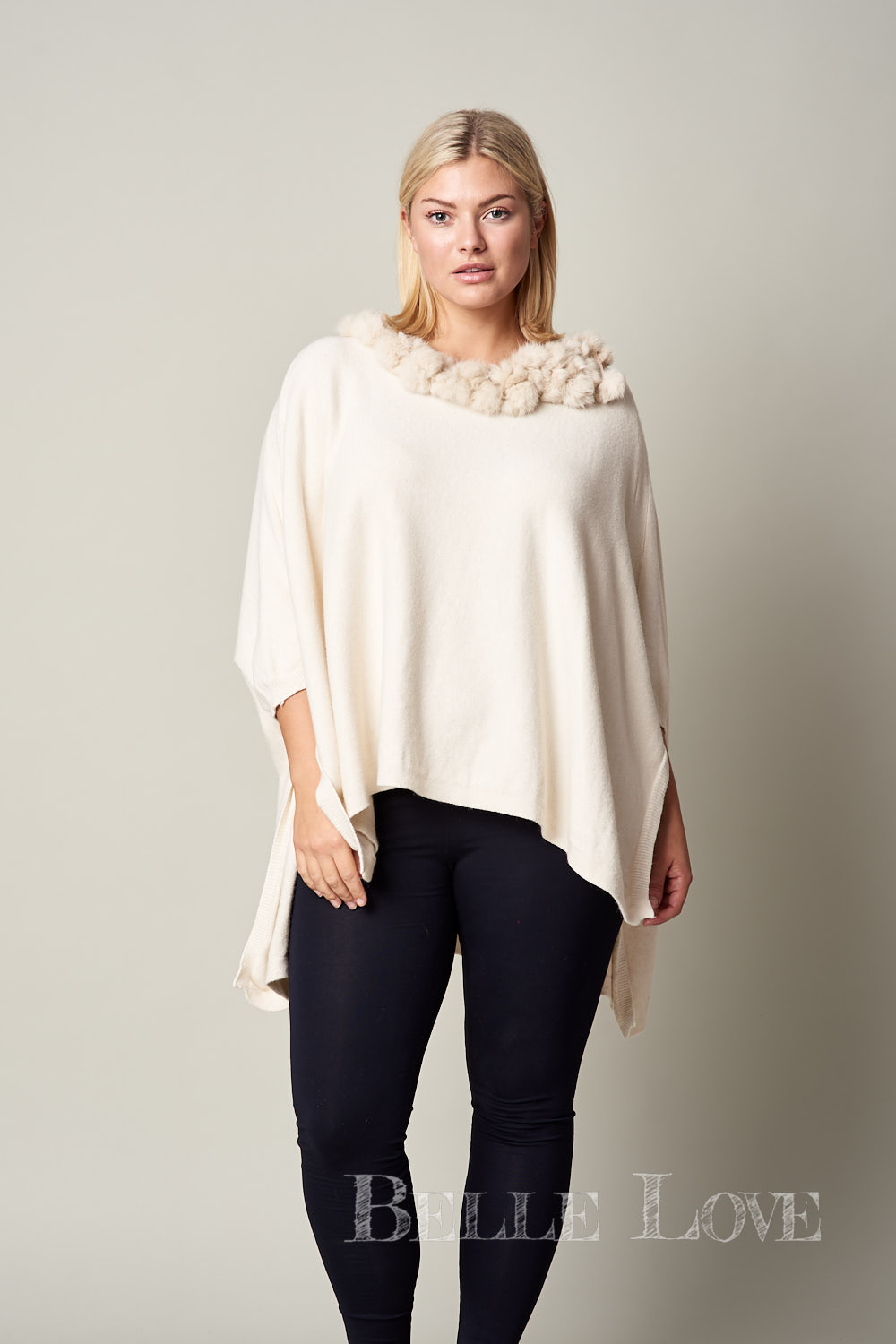 Belle Love Italy Lauriston Poncho