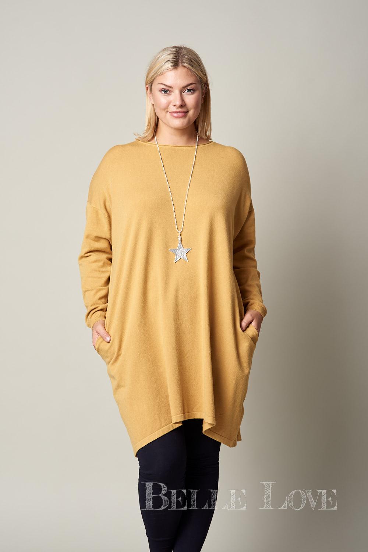 Belle Love Italy Kersey Tunic Dress