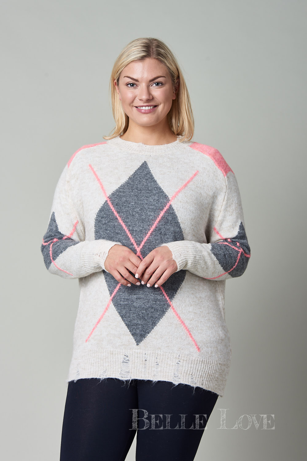 Belle Love Italy Burford Jumper