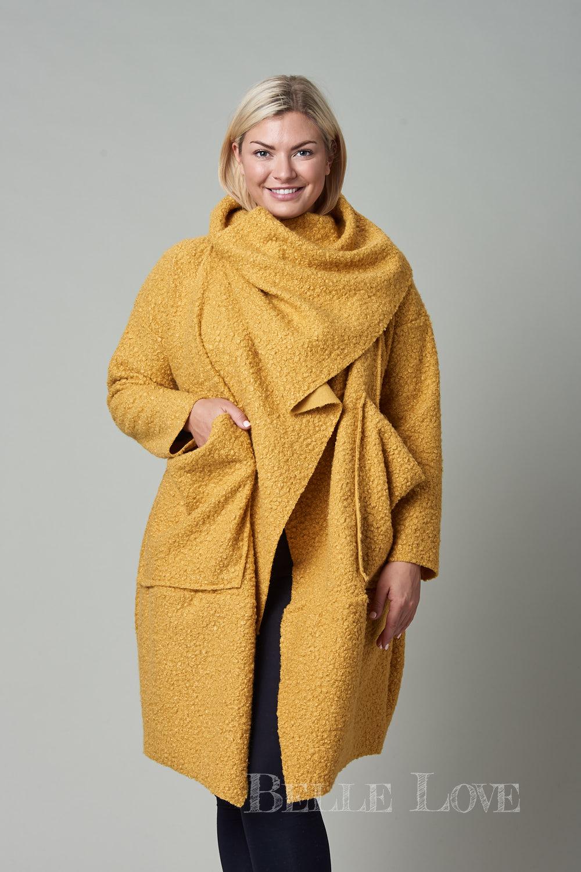 Belle Love Italy San Leo Winter Coat