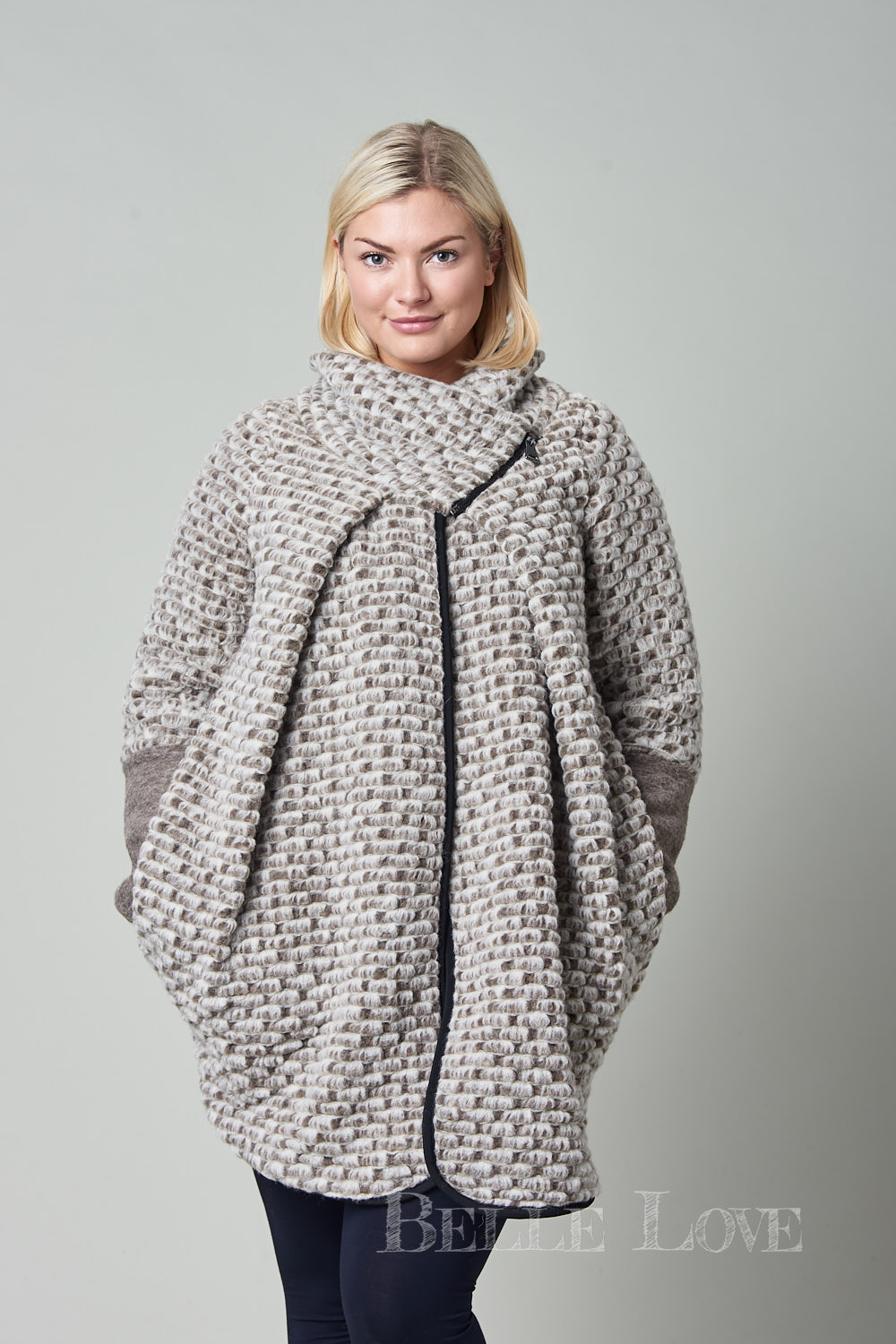 Belle Love Italy Moxon Coat