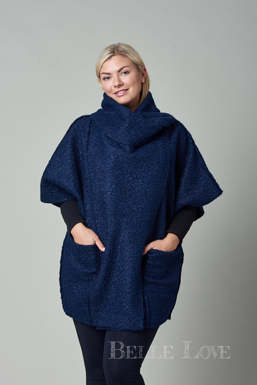 Belle Love Italy Lockton Coat