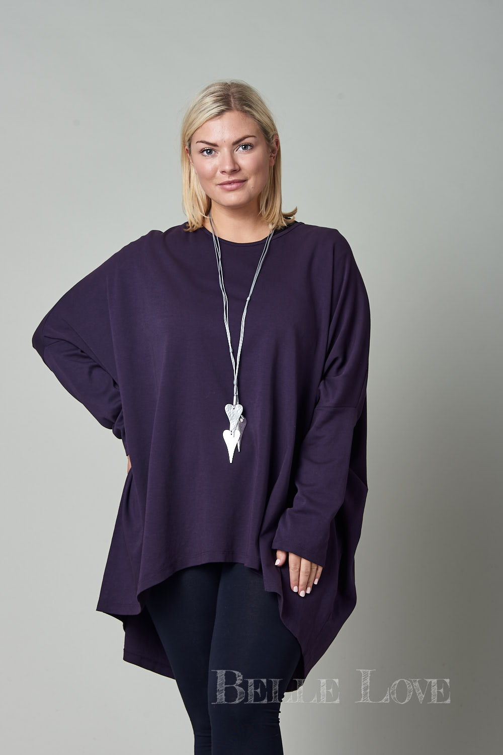 Belle Love Italy Maltby Top