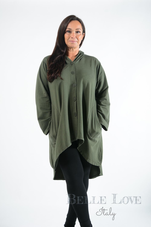 Belle Love Italy Zara Hooded Jacket