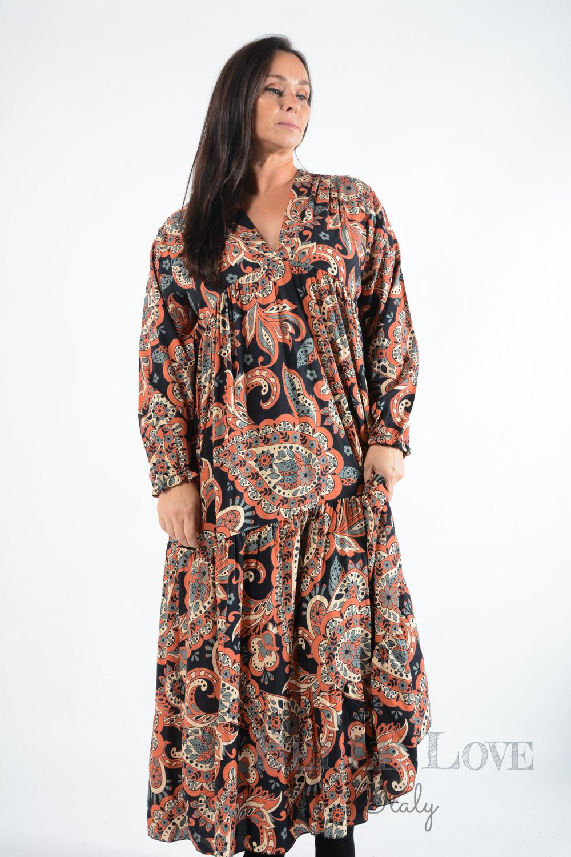 Belle Love Italy Valentina Maxi Dress