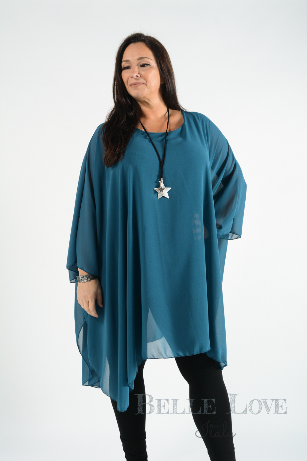 Belle Love Italy Ivy Tunic