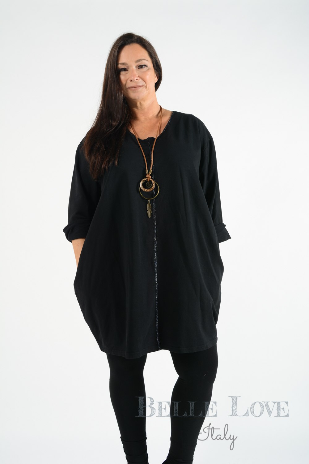 Belle Love Italy Clara Tunic