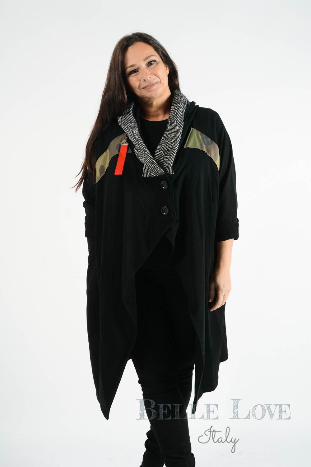 Belle Love Italy Brooklyn Coat