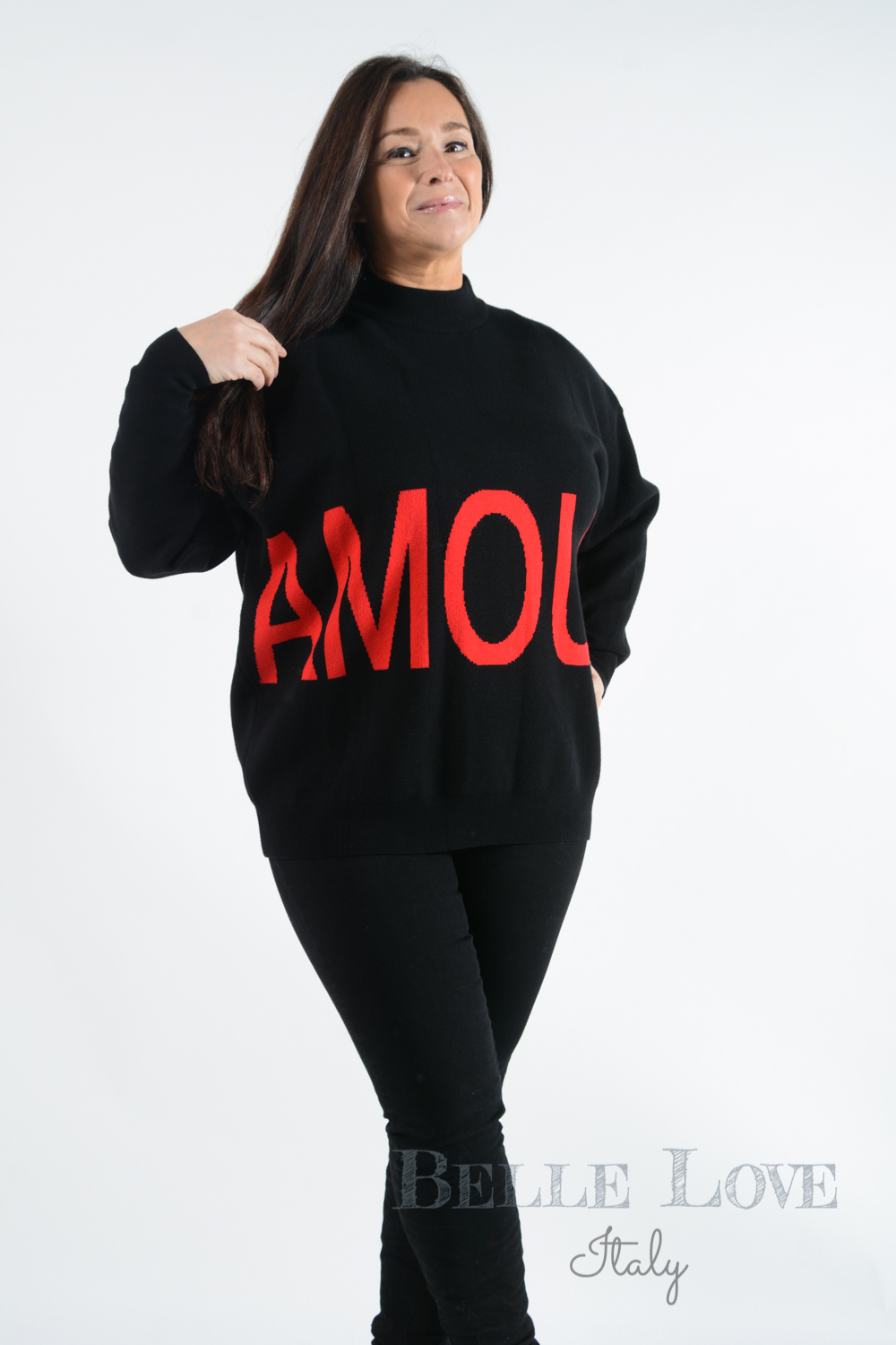 Belle Love Italy Amour Jumper