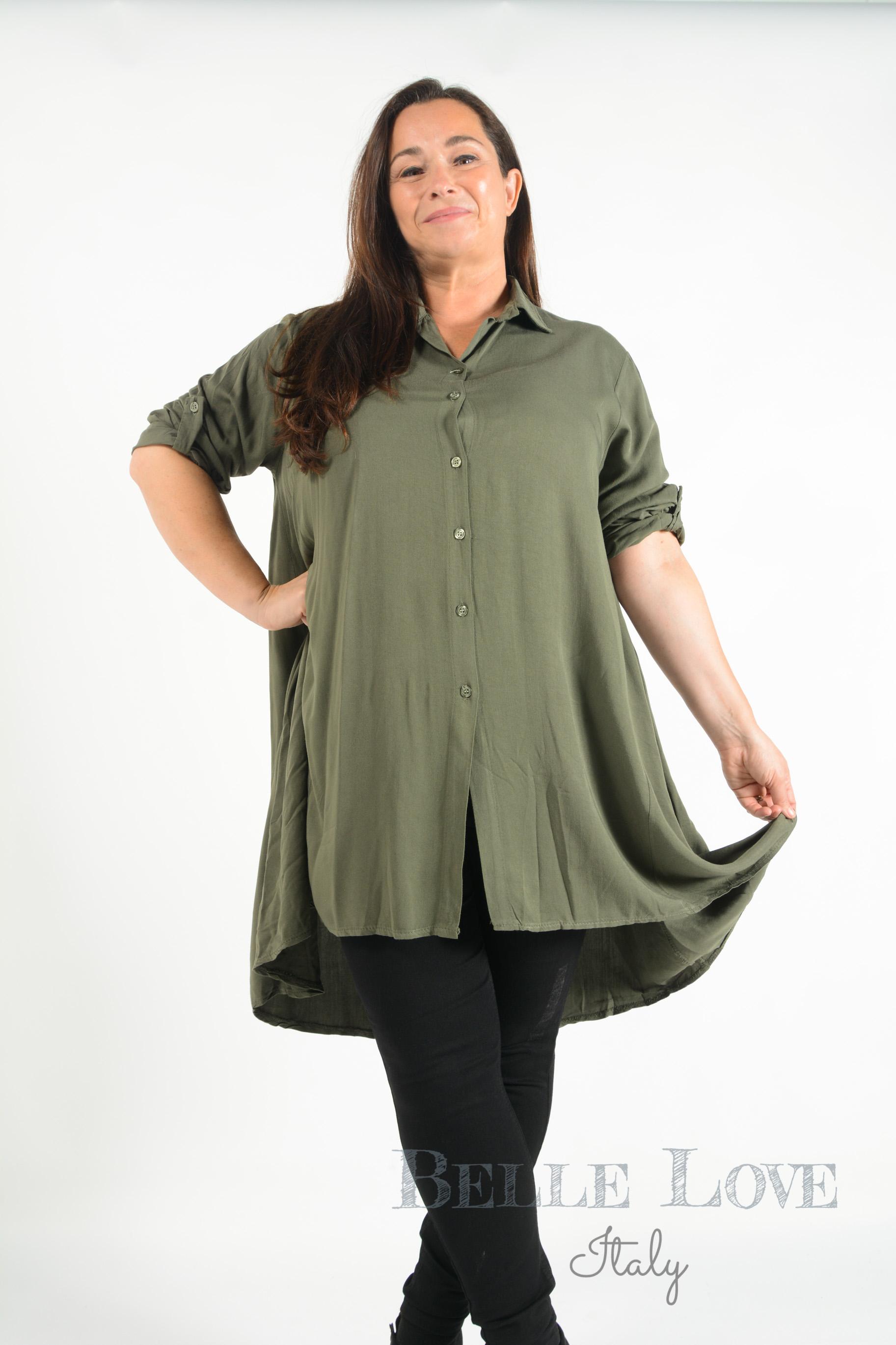 Belle Love Italy Heidi Shirt Dress