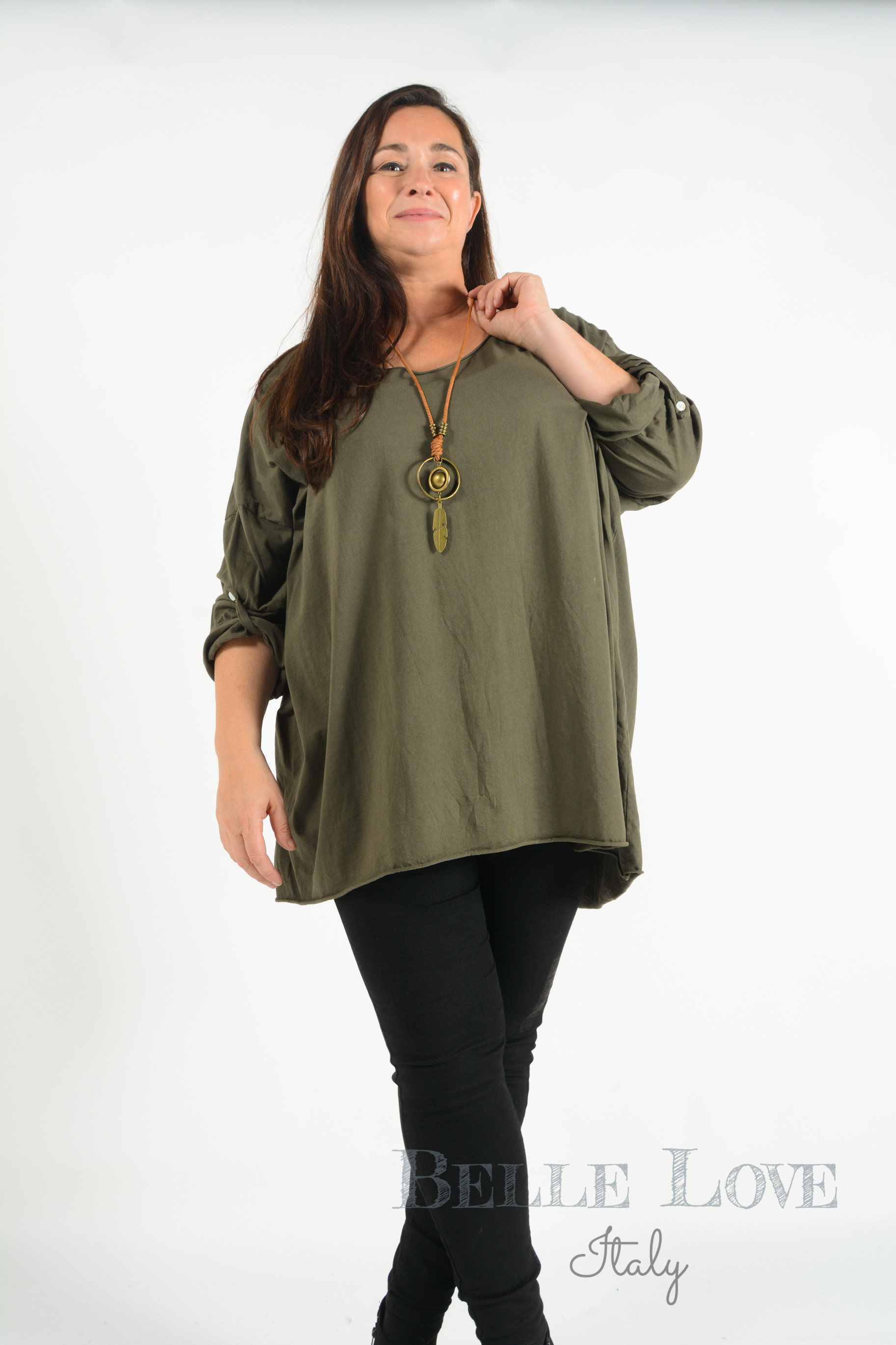 Belle Love Italy Amelie Basic Top