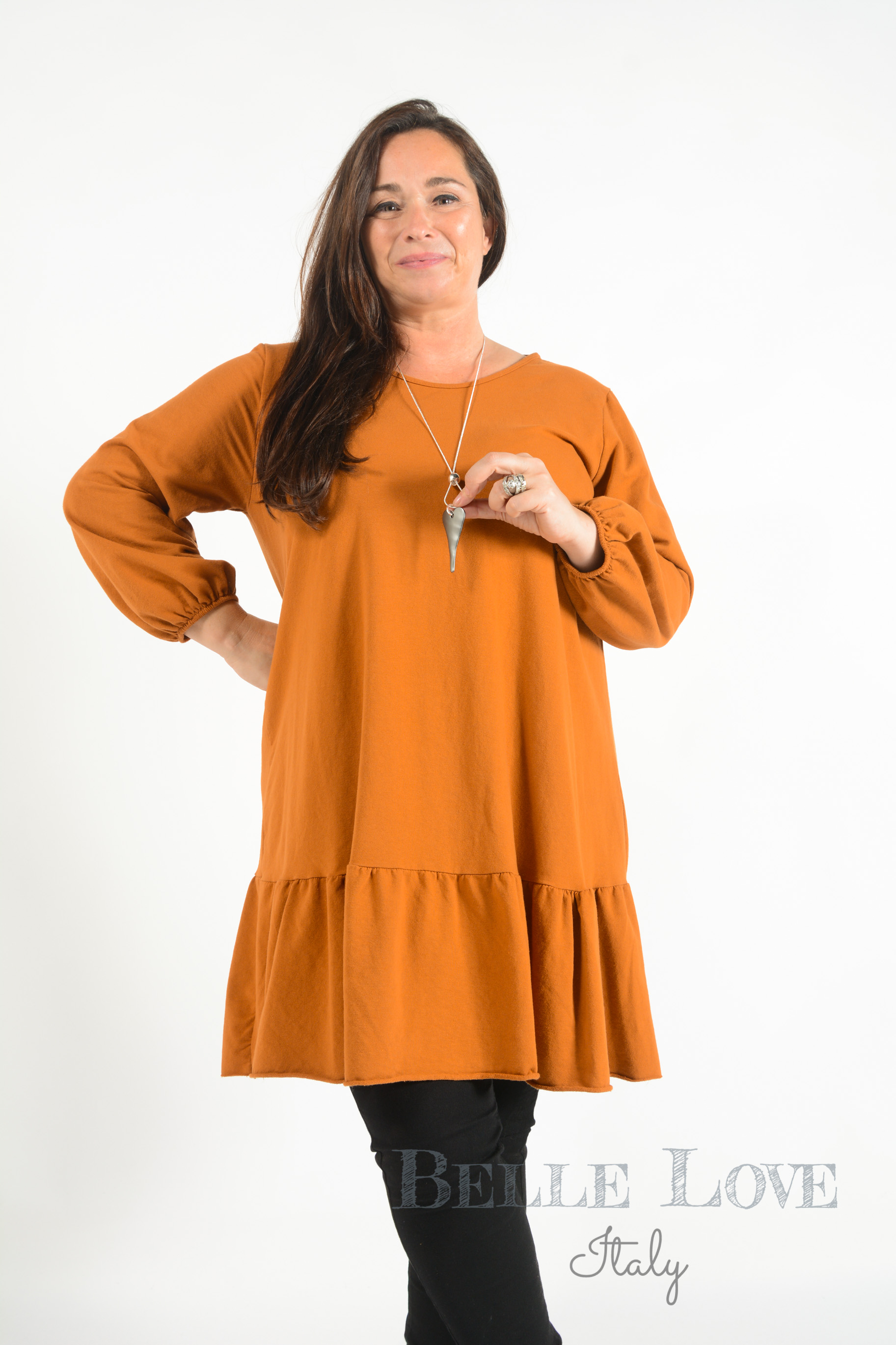 Belle Love Italy Millie Tunic