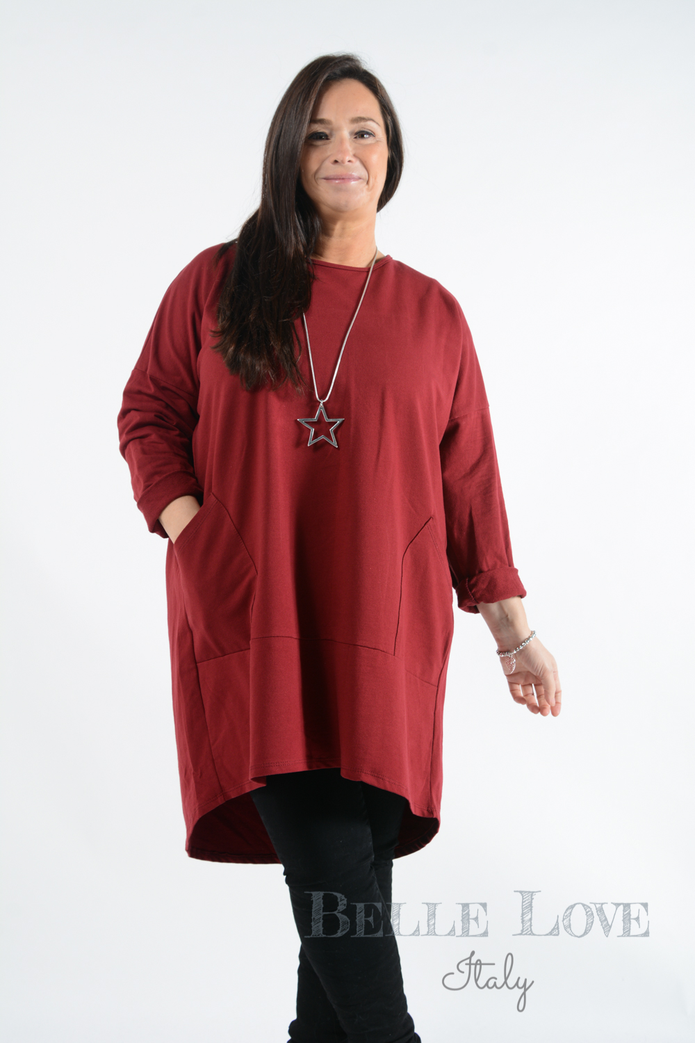 Belle Love Italy Evelyn Tunic