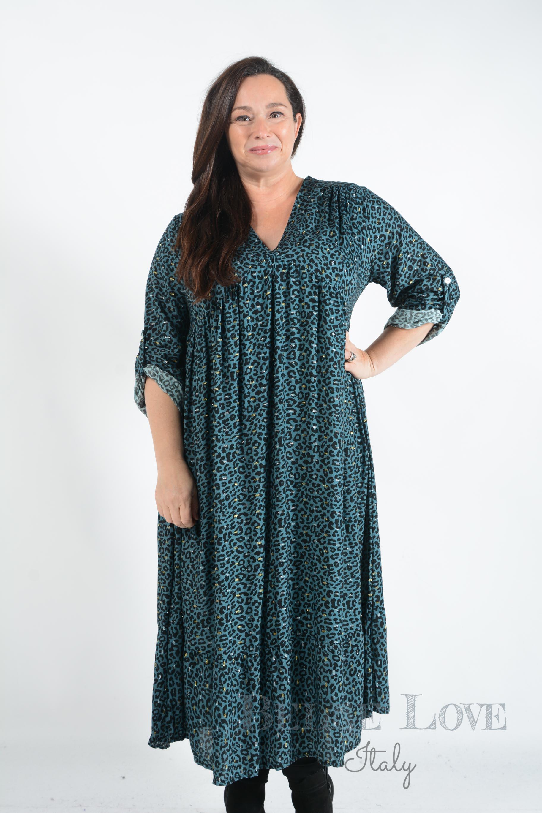 Belle Love Italy Tallie Maxi Dress