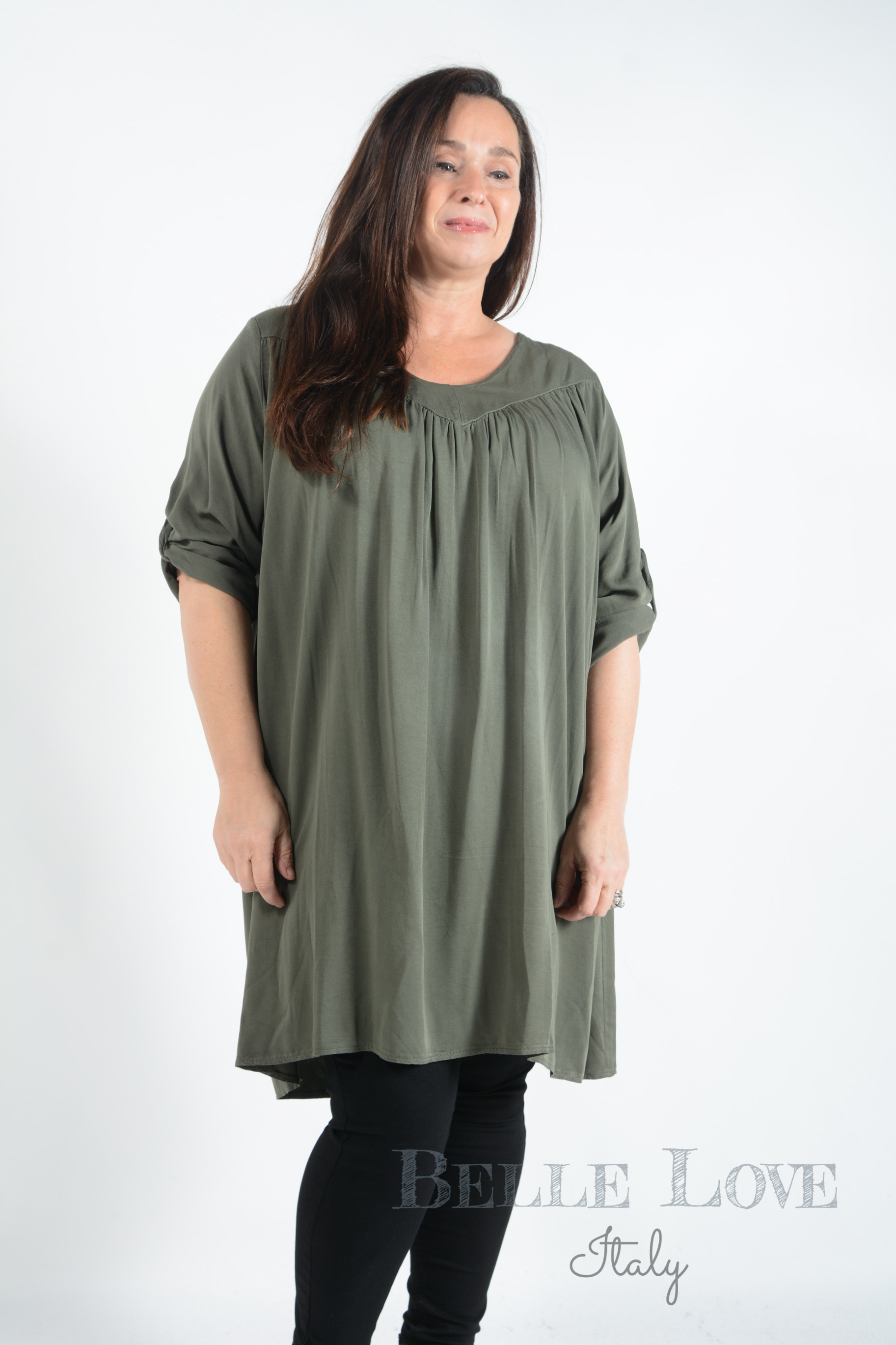 Belle Love Italy Kennedy Tunic