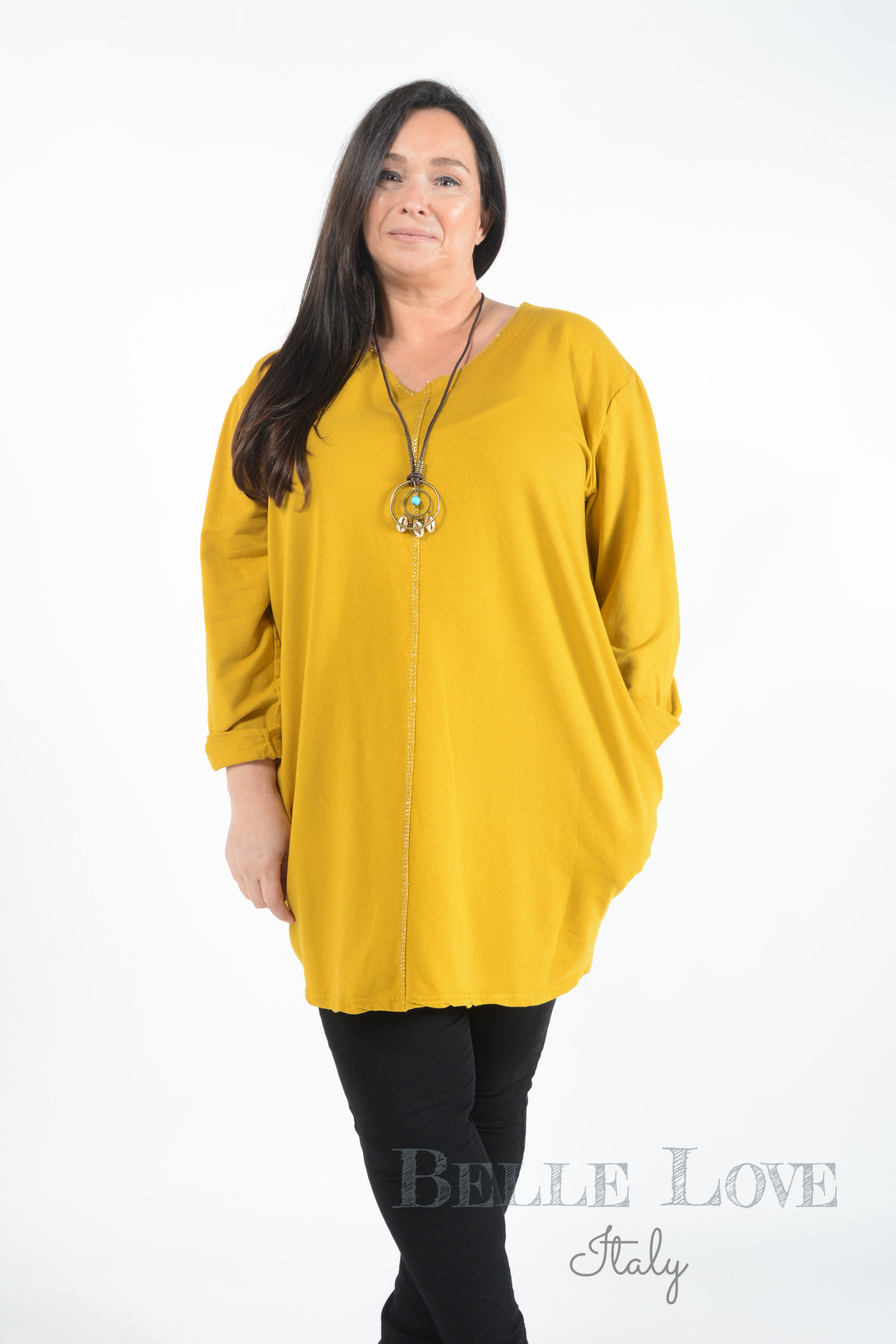 Belle Love Italy Claire Tunic