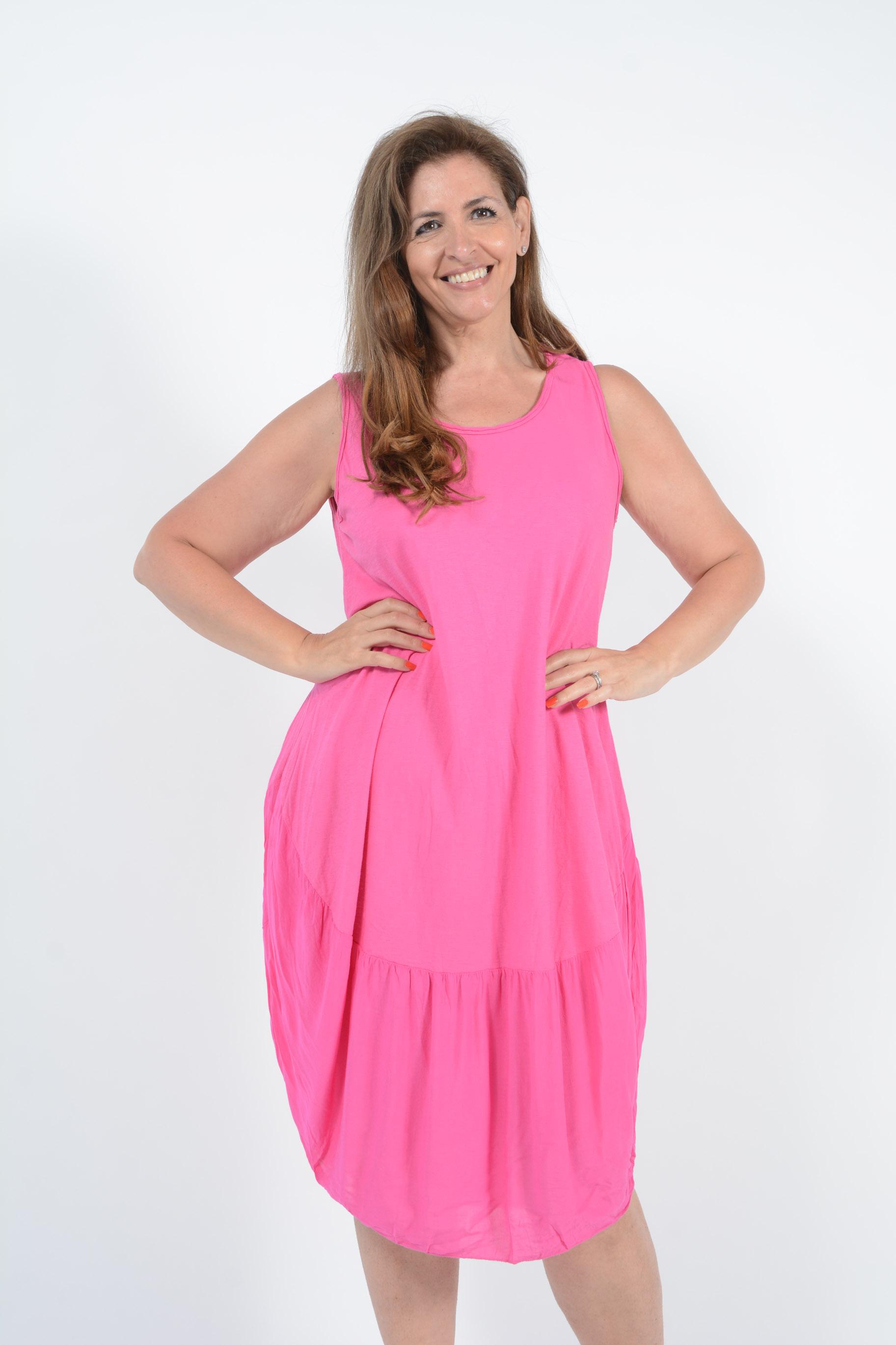 Belle Love Italy Maddie Sleeveless Dress