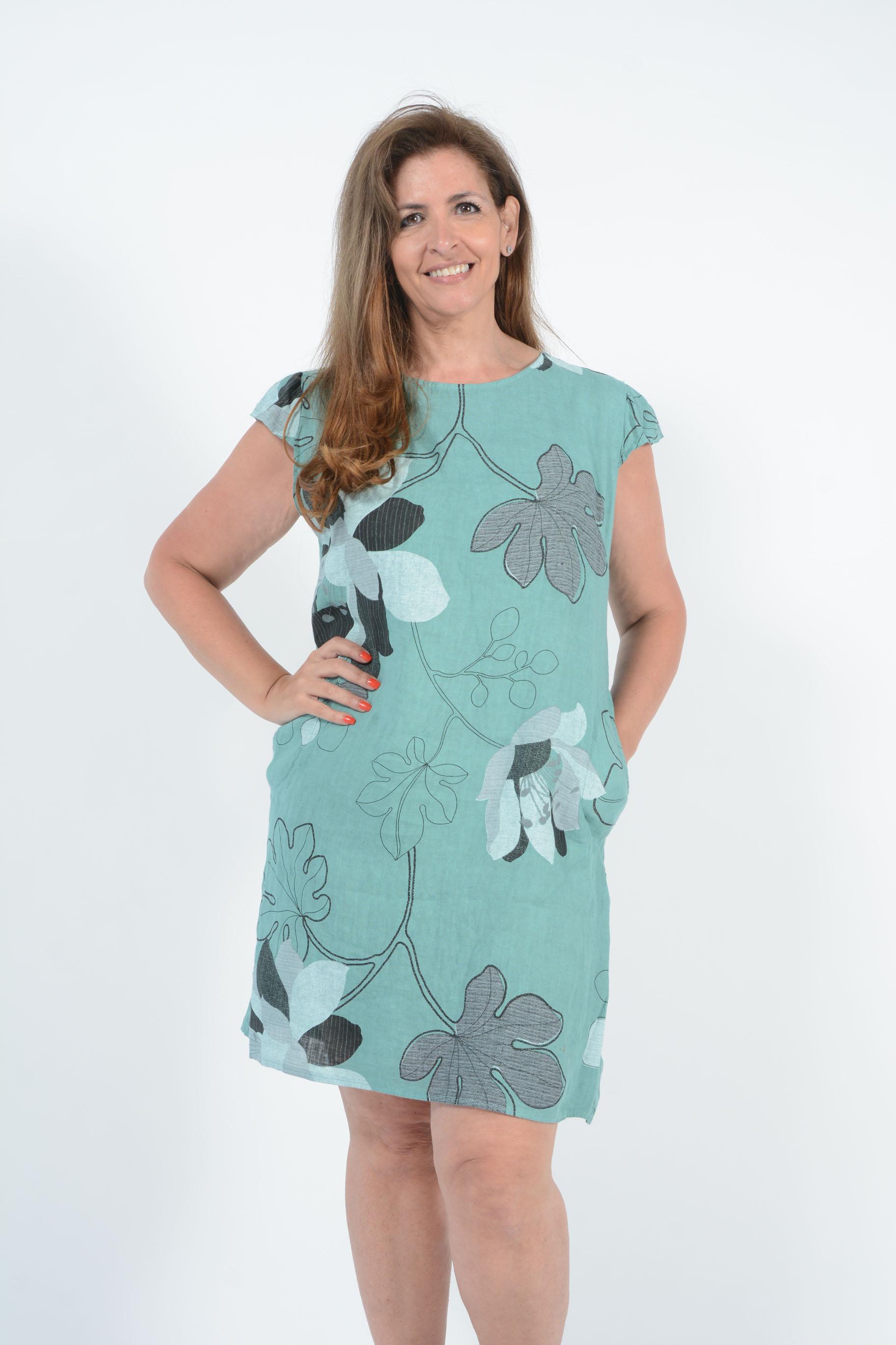 Belle Love Italy Talulla Linen Dress