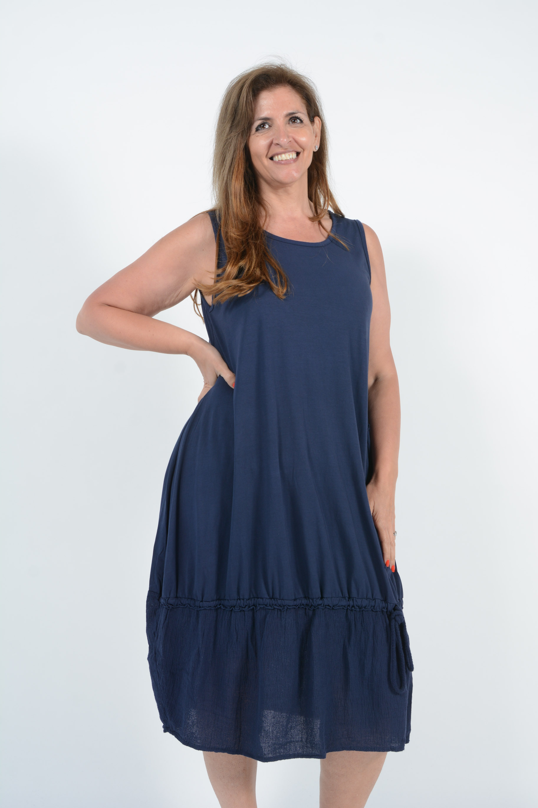Belle Love Italy Lulu Cotton Dress