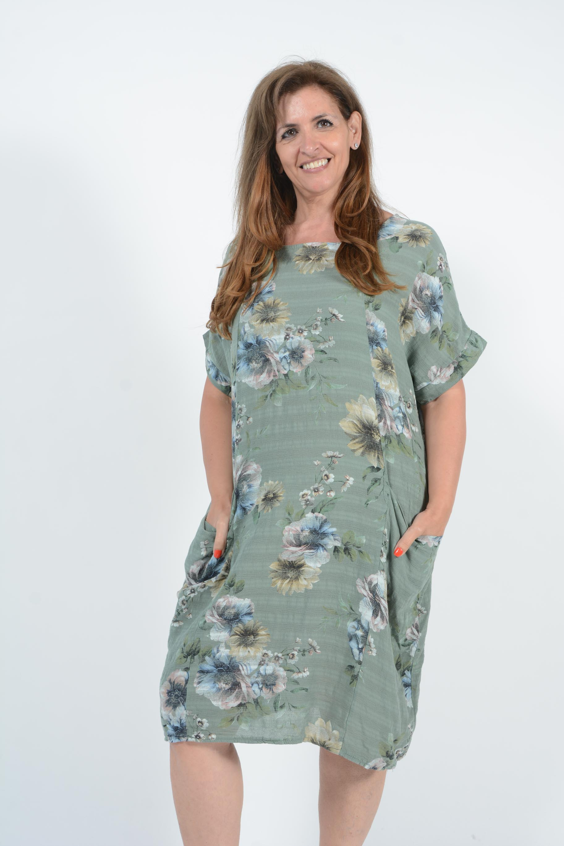 Belle Love Italy Annelise Cotton Dress