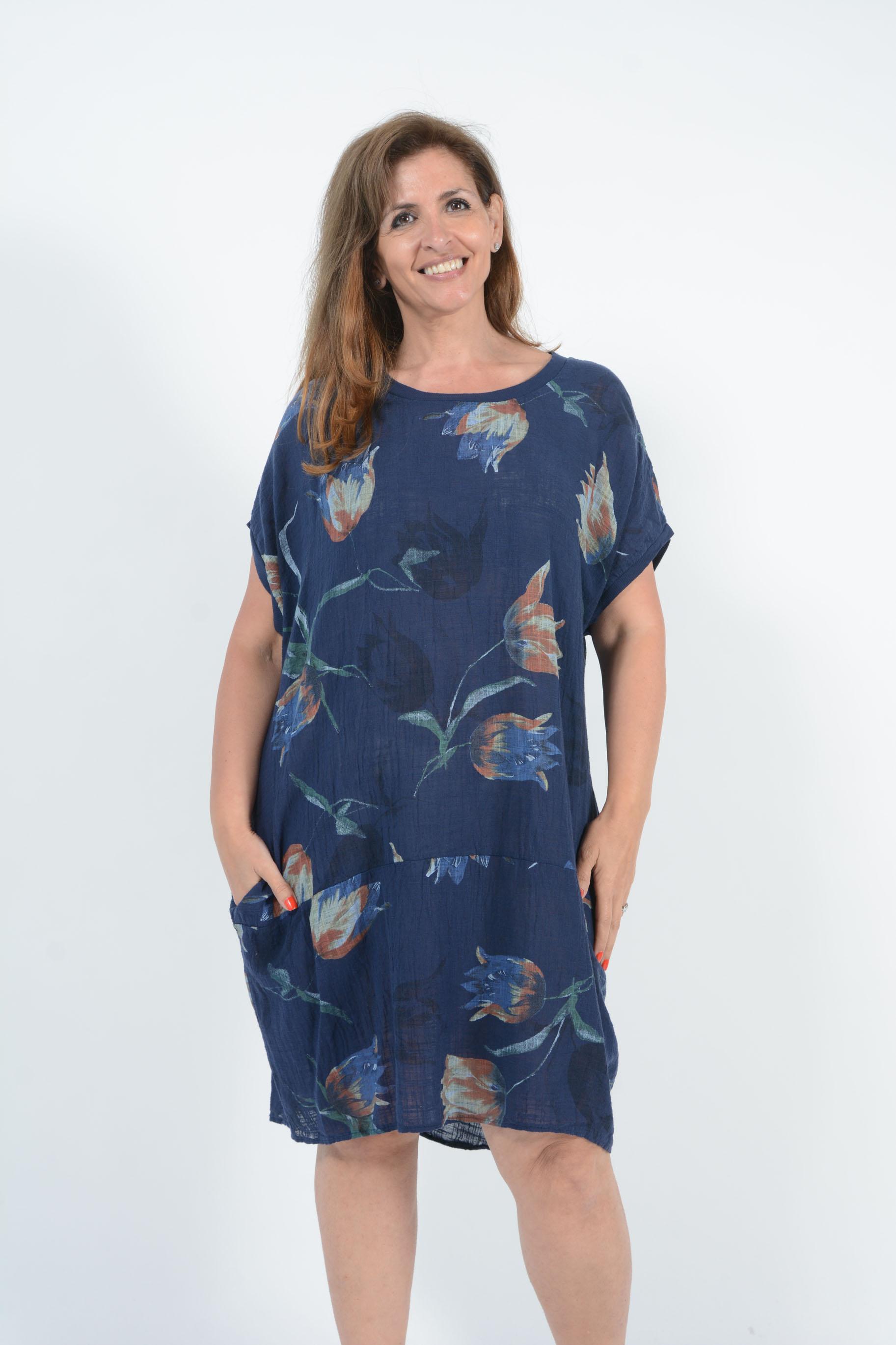Belle Love Italy Eliana Cotton Dress