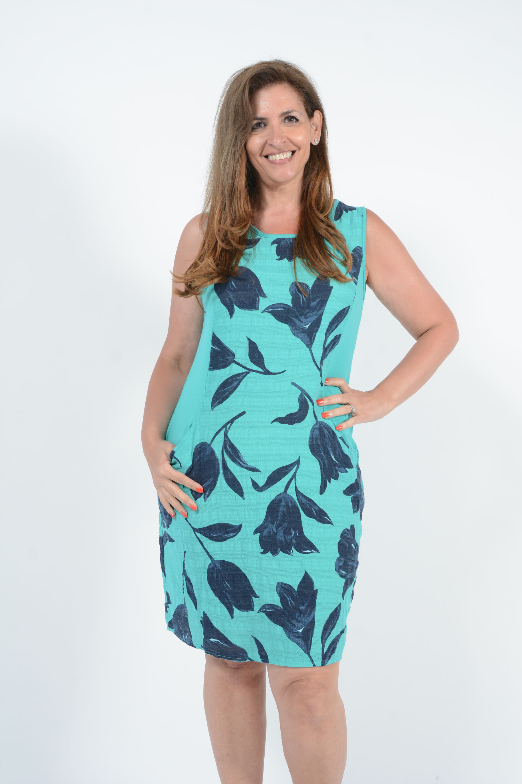 Belle Love Italy Isabelle Cotton Dress