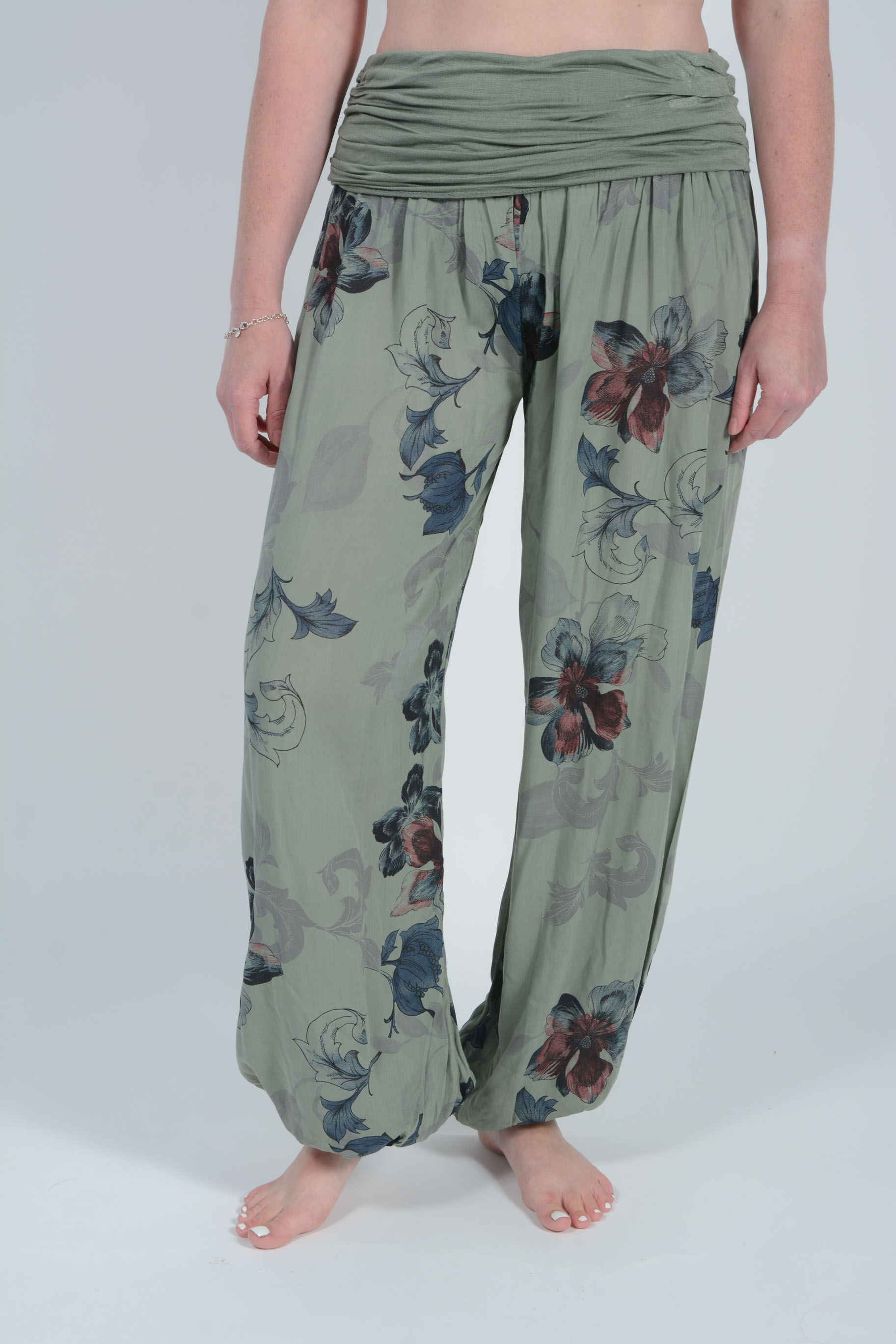 Belle Love Italy Willow Harem Trousers