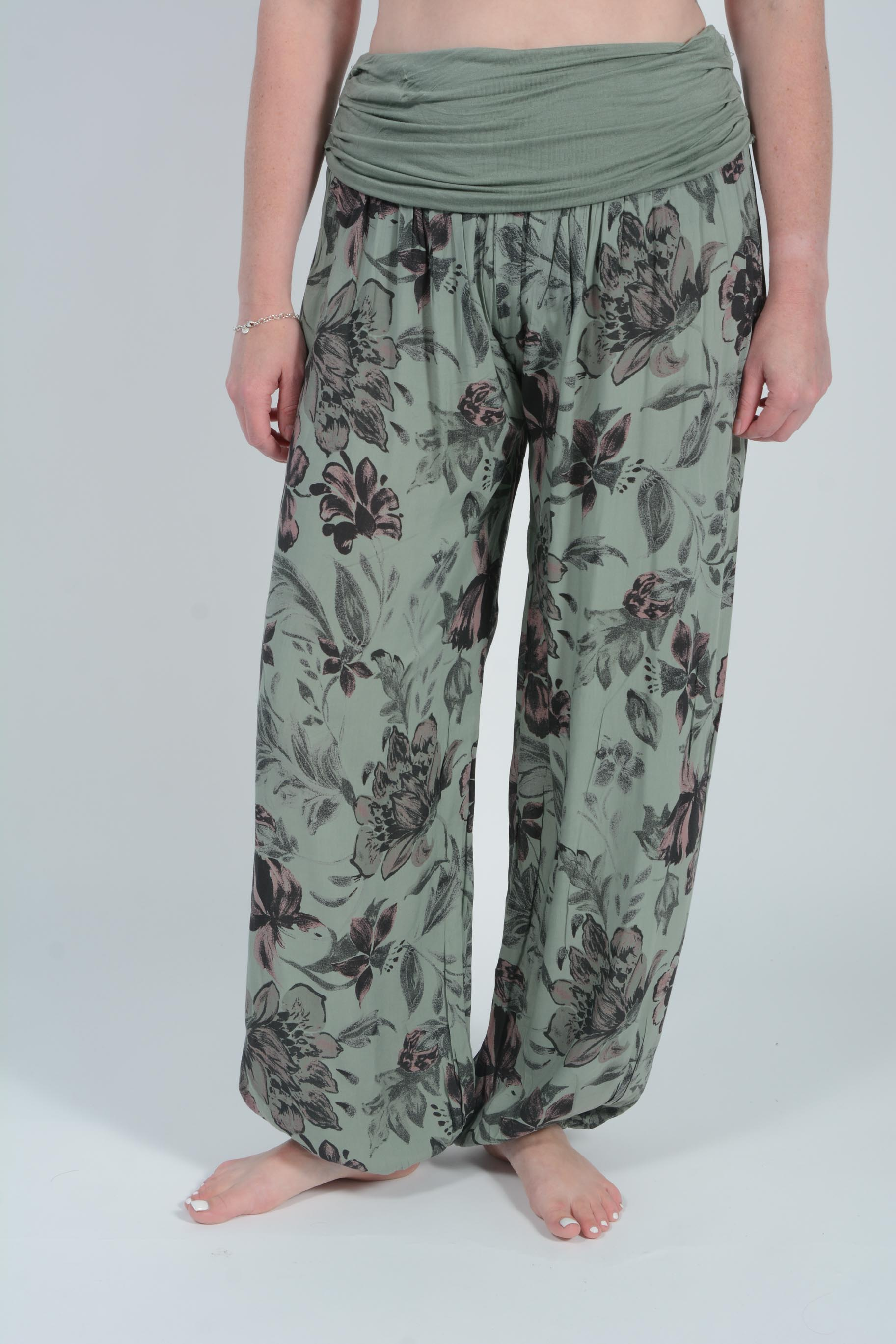 Belle Love Italy Maia Harem Trousers