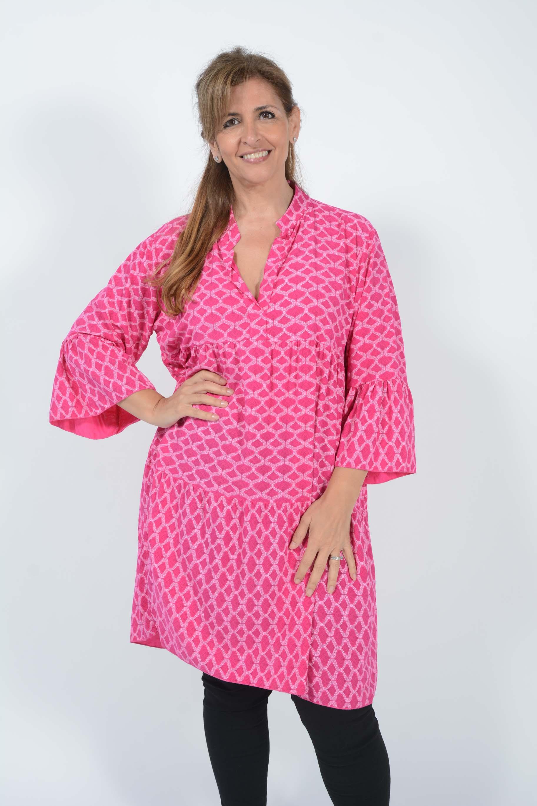 Belle Love Italy Arabella Smock Dress