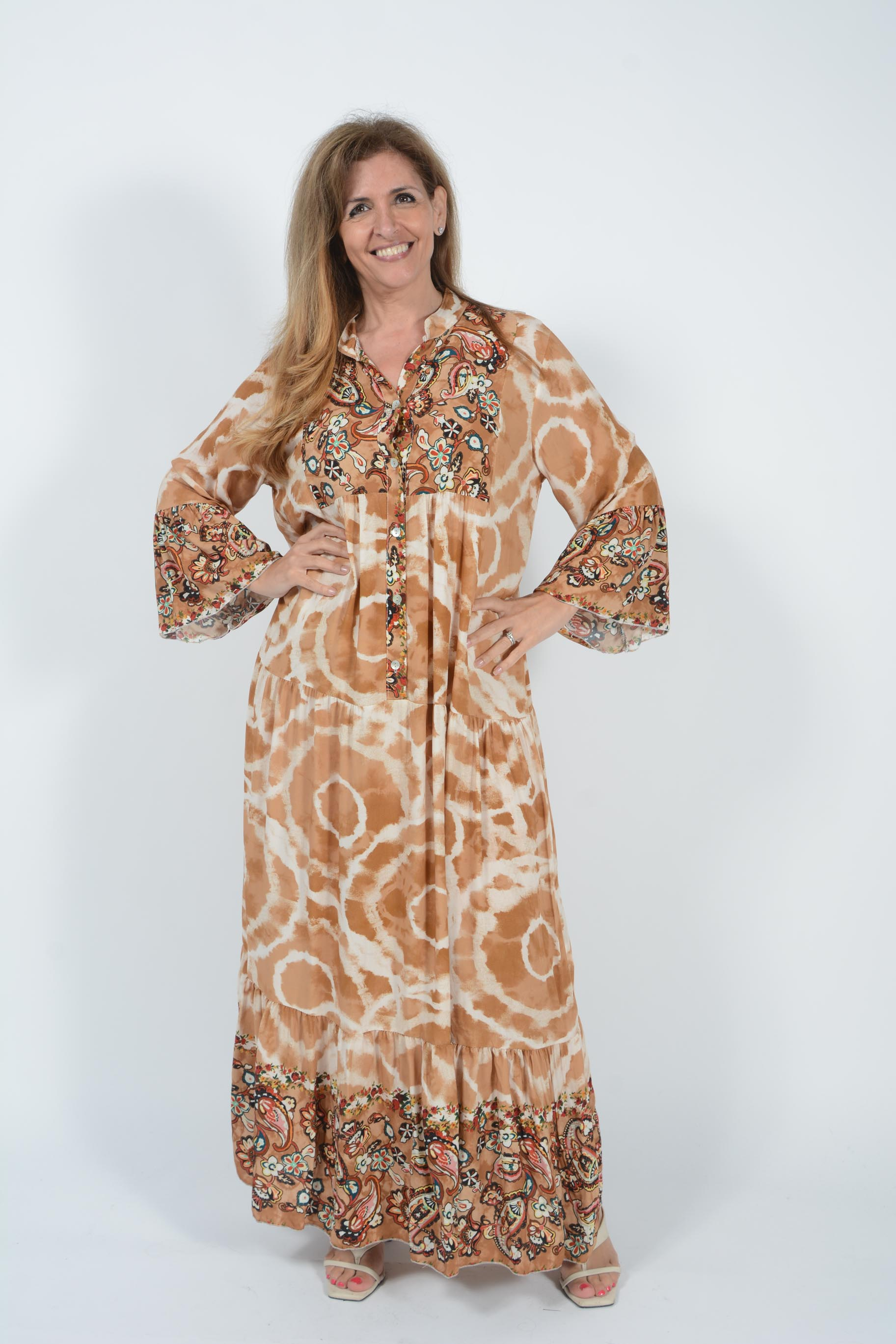 Belle Love Italy Novara Dress