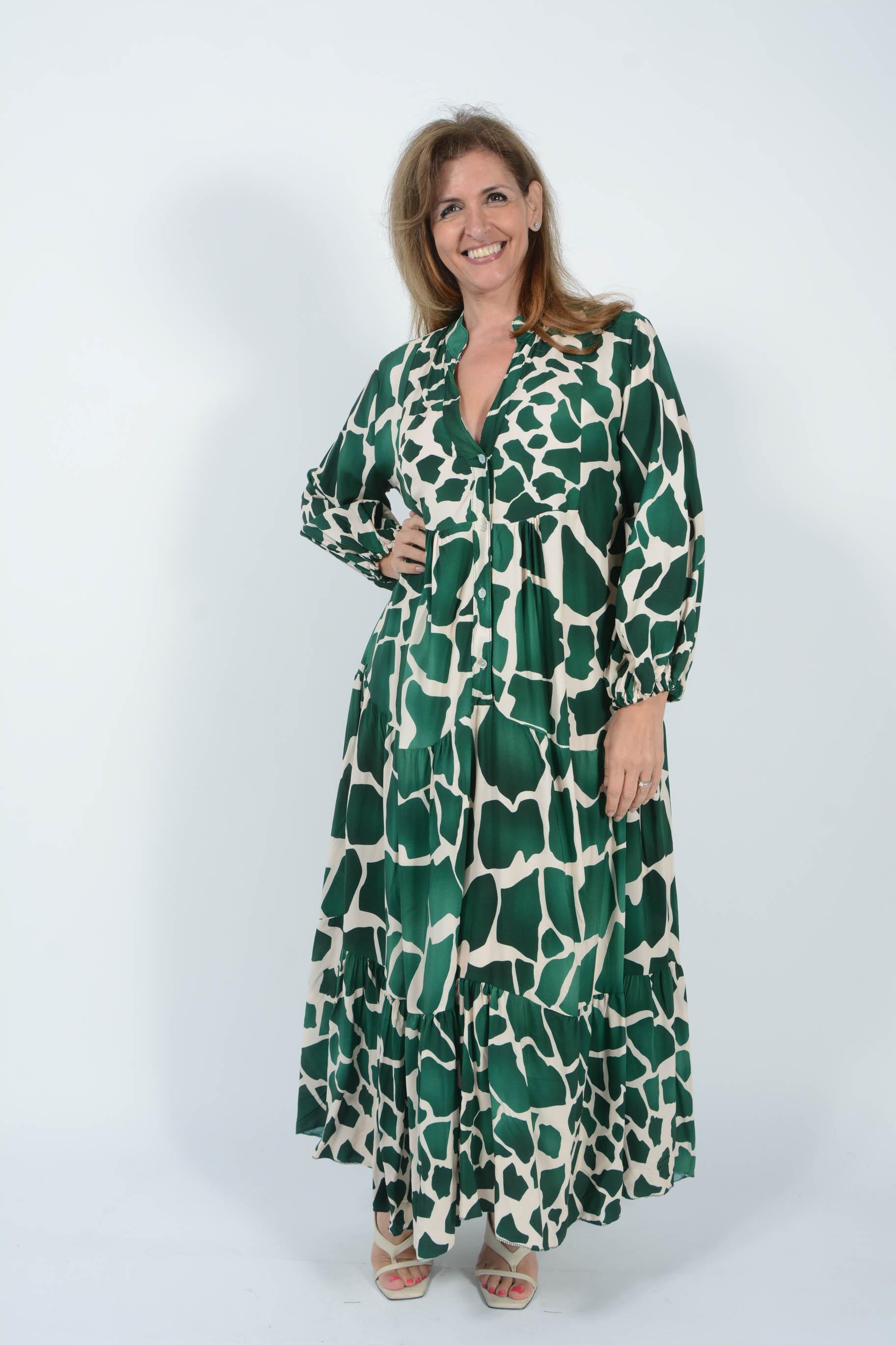 Belle Love Italy Isabelle Long Dress